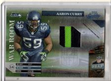 Buy 2009 Absolute Aaron Curry War Room Jersey SP /50 Seahawks Wake Forest Raiders