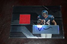 Buy 2005 Leaf Limited Phenoms Vernand Morency RC Auto Jersey SP /100 Texans Packers