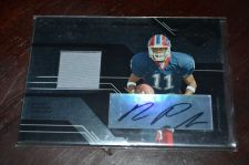 Buy 2005 Leaf Limited Phenoms Roscoe Parrish Rookie Auto Jersey Relic SP /100 Miami
