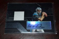 Buy 2005 Leaf Limited Pheno Stefan LeFors RC Auto Jersey SP /100 Panthers Louisville