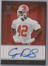Buy 2012 Momentum Rookie Signature Cyrus Gray #149 Auto SP /299 Chiefs Texas A&M RC