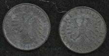 Buy Austria Coin 5 Groschen 1950 & 1953 Lot of 2 Coins