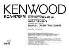 Buy Kenwood KCA-R71FM by download Mauritron #221437