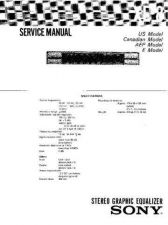 Buy Sony XE-8 Service Manual. by download Mauritron #245920