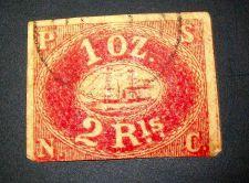 Buy Peru 1851 Pacific Steam & Navigation