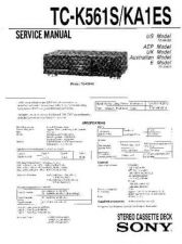 Buy Sony TCD-D8 Service Information by download Mauritron #238197
