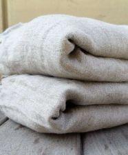 Buy Set of 2 pcs Huckaback linen towel Natural Linen Bath sheet