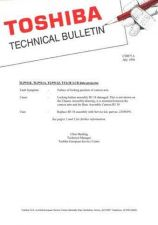 Buy TOSHIBA CDH71A Technical Information by download #116220