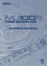 Buy Yamaha MU100RE1 Operating Guide by download Mauritron #248862