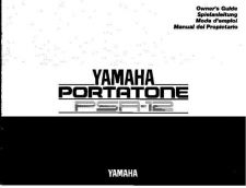 Buy Yamaha PSR12E Operating Guide by download Mauritron #249268