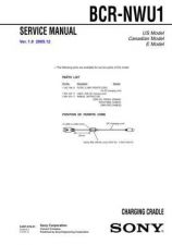 Buy Sony BC-VM50 Service Manual by download Mauritron #236864