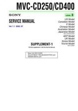 Buy Sony MVC-CD250CD400 (5) Service Manual. by download Mauritron #242980