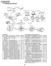 Buy Sharp VLZ100H509 Service Manual by download Mauritron #211484