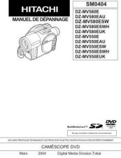 Buy Hitachi DZGX5080A-20A-K-5000A Service Manual by download Mauritron #261866