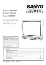 Buy Fisher CE28MT4-B-00 SM Service Manual by download Mauritron #214628