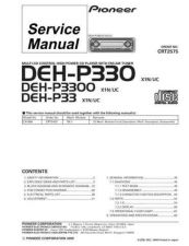 Buy Pioneer C2575 Manual by download Mauritron #227338