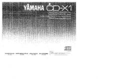 Buy Yamaha CD8MLANE Operating Guide by download Mauritron #246956
