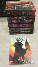 Buy Stephen King The Dark Tower Series Books 1-7 PLUS The Gunslinger Born Comic