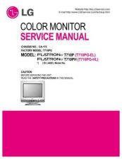 Buy 3828TSL091W(T710PHJ E) Service Information by download #110145