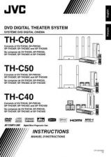 Buy JVC TH-C40-2 Service Manual by download Mauritron #273608