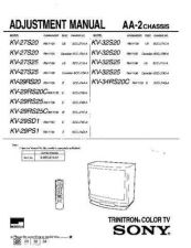 Buy Sony KV-27HS420 by download Mauritron #242235