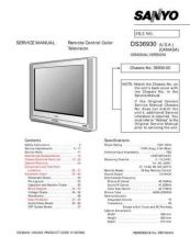 Buy Fisher DS36930(SM780091) Service Manual by download Mauritron #215548
