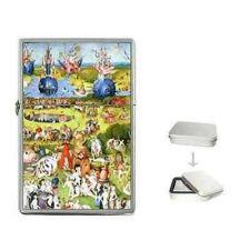 Buy Garden Of Earthly Delights Bosch Art Flip Top Lighter