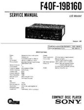 Buy Sony F5LF-18C830.F5VF.18830 Service Manual by download Mauritron #240705