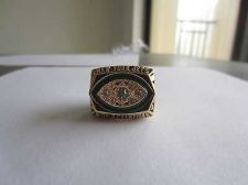 Buy 1968 Super bowl III CHAMPIONSHIP RING New York Jets MVP Player Namath 11S NIB