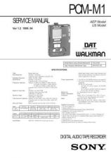 Buy Sony PCM-7010 Service Manual. by download Mauritron #243431