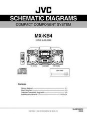 Buy JVC MX-KB4 Service Manual. On by download Mauritron #272040