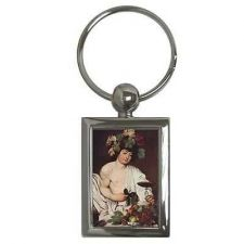 Buy Bacchus God Of Wine Caravaggio Art Key Chain Keychain