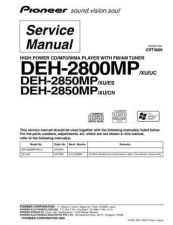 Buy Pioneer C3606 Manual by download Mauritron #227616
