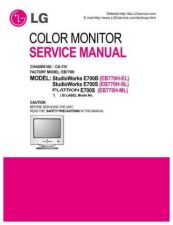 Buy EB770G LG Brand Service Information by download #110983