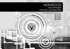 Buy Kenwood VR5700 Operating Guide by download Mauritron #219761