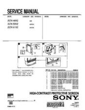 Buy Sony SCN-61X2 Manual by download Mauritron #229720
