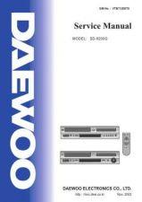 Buy Daewoo. SM_SQ837_m_(E). Manual by download Mauritron #213842