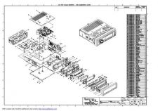 Buy Daewoo. AKR-1020X Exploded View. Manual by download Mauritron #212538