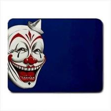 Buy Laughing Vintage Circus Clown Art Computer Mouse Pad