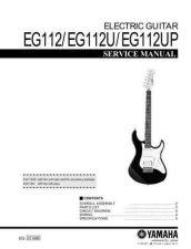 Buy JVC EG112-EG112U-EG112UP-E Service Manual by download Mauritron #250706