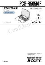 Buy Sony PCG-GRV670GRV680 Service Manual. by download Mauritron #243328