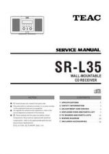 Buy Teac SR-L35 Service Manual by download Mauritron #223924