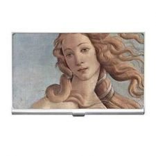 Buy Birth Of Venus Botticelli Art Detail Business Credit Card Holder
