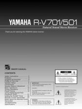 Buy Yamaha R-302 Operating Guide by download Mauritron #249578