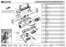 Buy Arnold No.057 252 de RENFE Mercancias HN2139 Views etc by download Mauritron #2