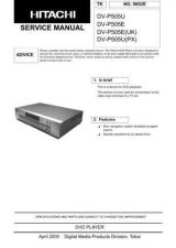 Buy Hitachi DVPF2E Service Manual by download Mauritron #261811