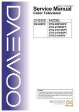 Buy Daewoo. CN-400FN DTQ-29U1SCV by download Mauritron #212687