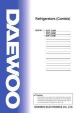 Buy Daewoo. SM_ERF-340MS_(E). Manual by download Mauritron #213507