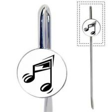 Buy Music Note Musician Metal New Bookmark