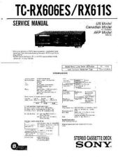 Buy Sony TC-K909ES Service Manual. by download Mauritron #245401